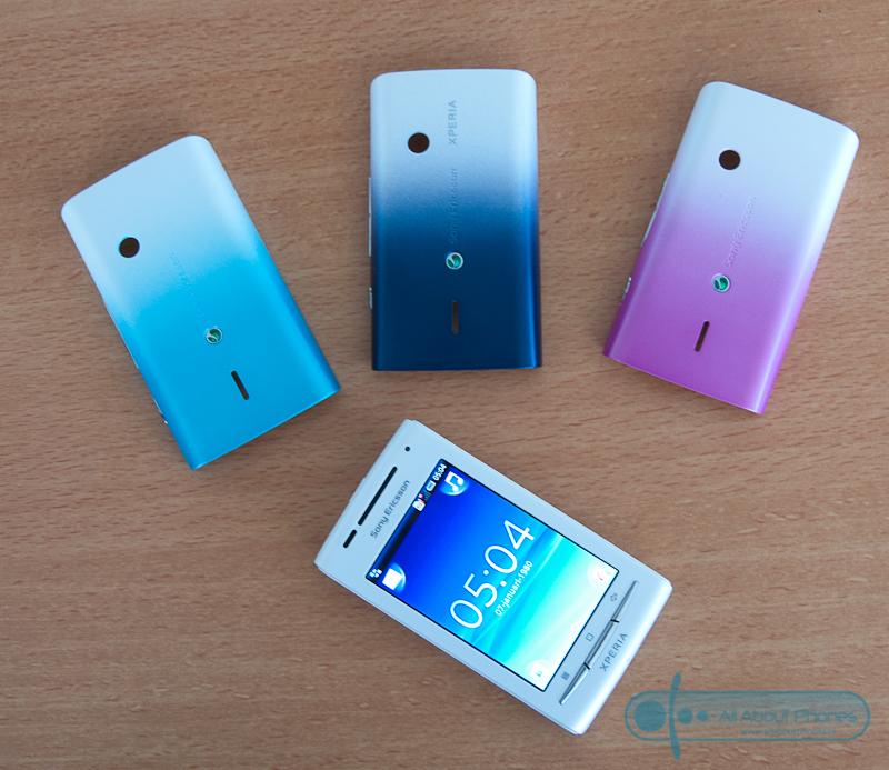 Новинки HD плееров. Анонс смартфона Sony Ericsson Xperia X8. Просмотреть