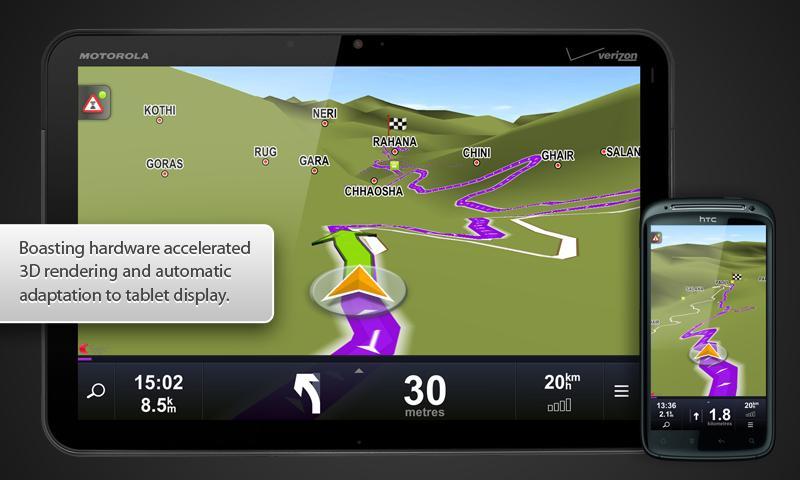навигатор sygik для андроид