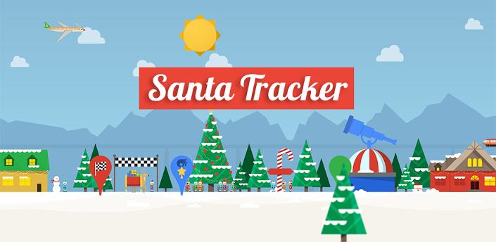 Santa Tracker Christmas Eve
