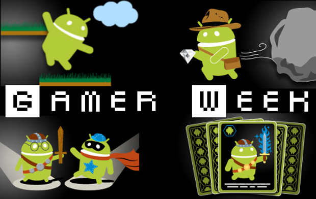 gamer week header