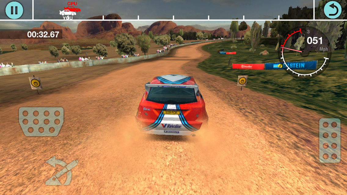 colin mcrae rally arriver anche su android. Black Bedroom Furniture Sets. Home Design Ideas