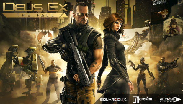 Deus Ex The Fall Header