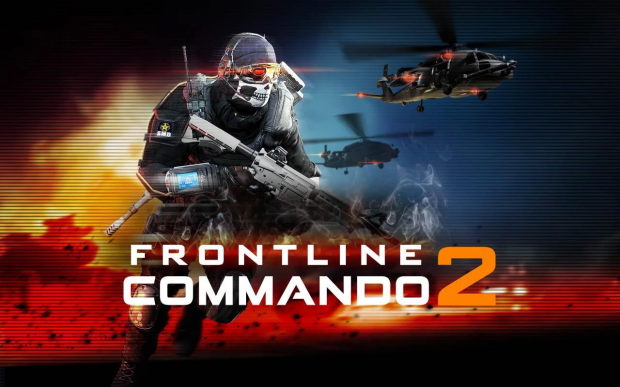 FRONTLINE COMMANDO 2 Header