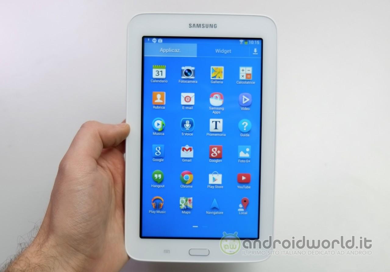 Forse in arrivo il successore di galaxy tab 3 lite samsung sm t116 - Samsung galaxy tab 3 vs tab 3 lite ...