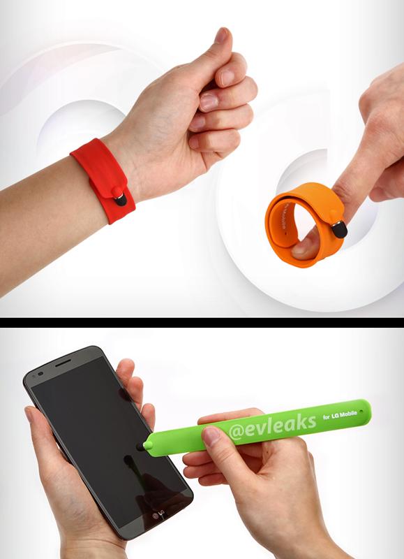braccialetto penna LG