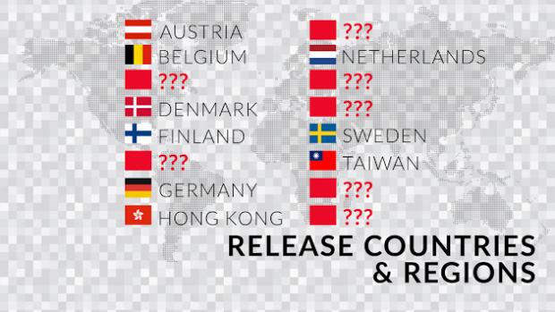 OnePlus One paesi