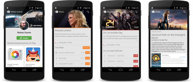 Google Play 4.8