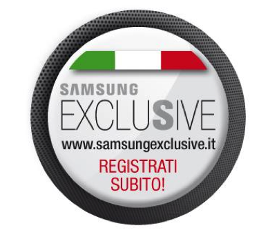 samsung exclusive bollino