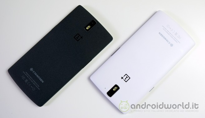 OnePlus One a confronto 8