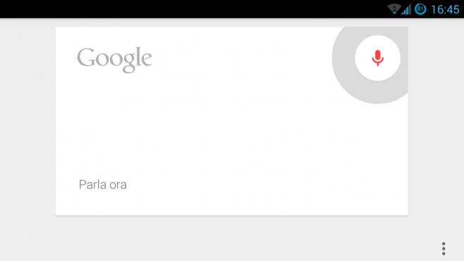 Ok Google Parla Ora