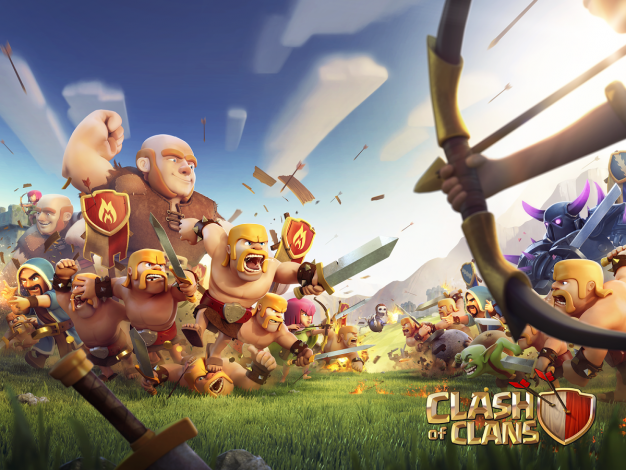Clash of Clans Android Update