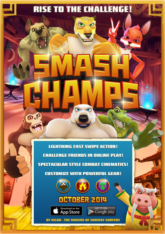 Smash Champs Android