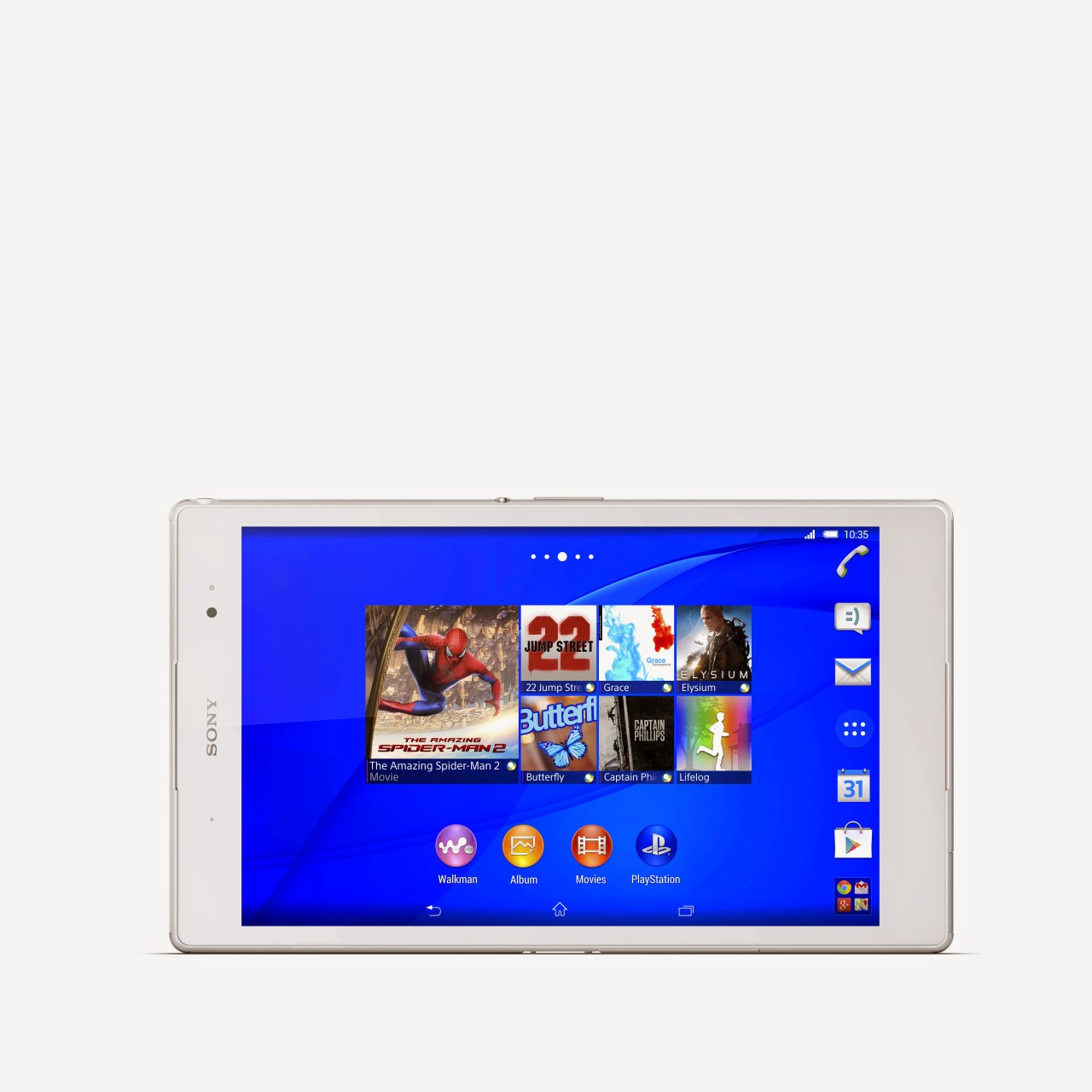 Sony Xperia Z3 Tablet Compact Render (6)