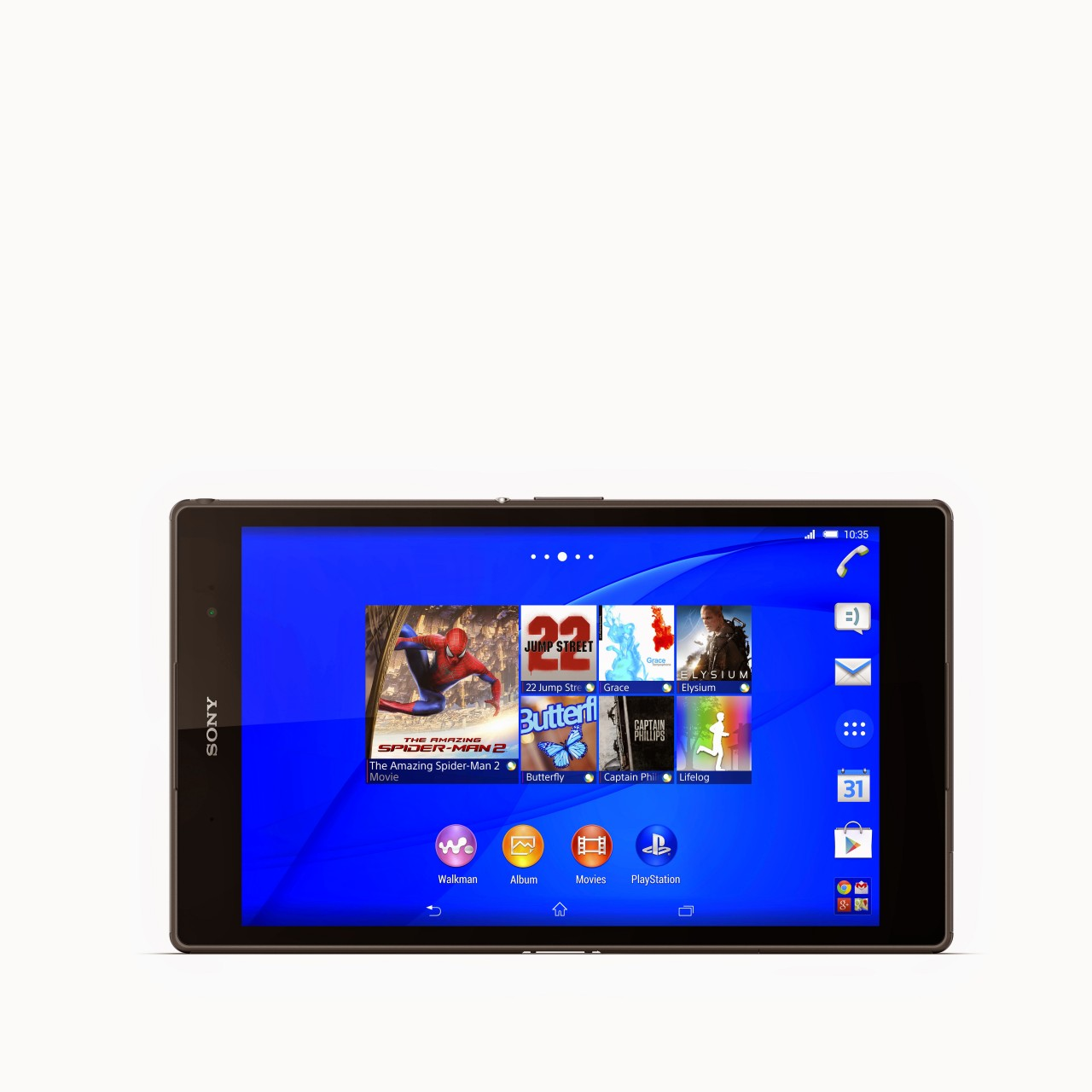 Sony Xperia Z3 Tablet Compact Render (8)