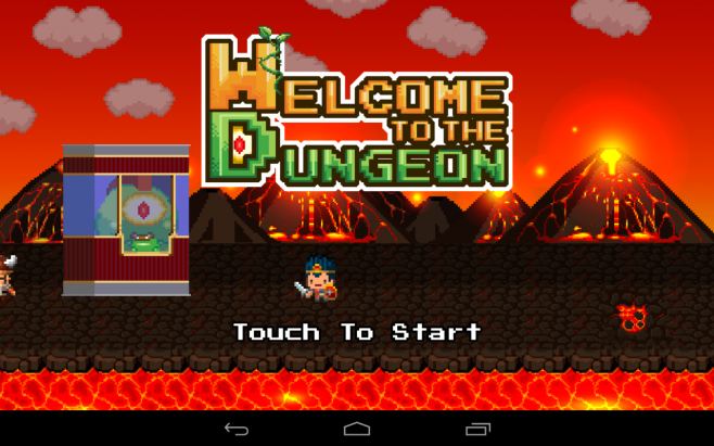 Welcome to the Dungeon Android (1)