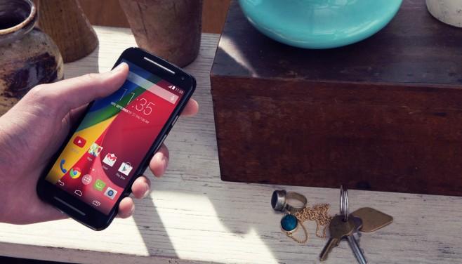 moto g 2nd 658x376 Motorola Moto G Seconda Generazione: nuovo smartphone Android   Scheda Tecnica completa