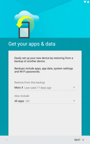 Android 5.0 backup 1