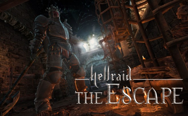 Hellraid The Escape Header