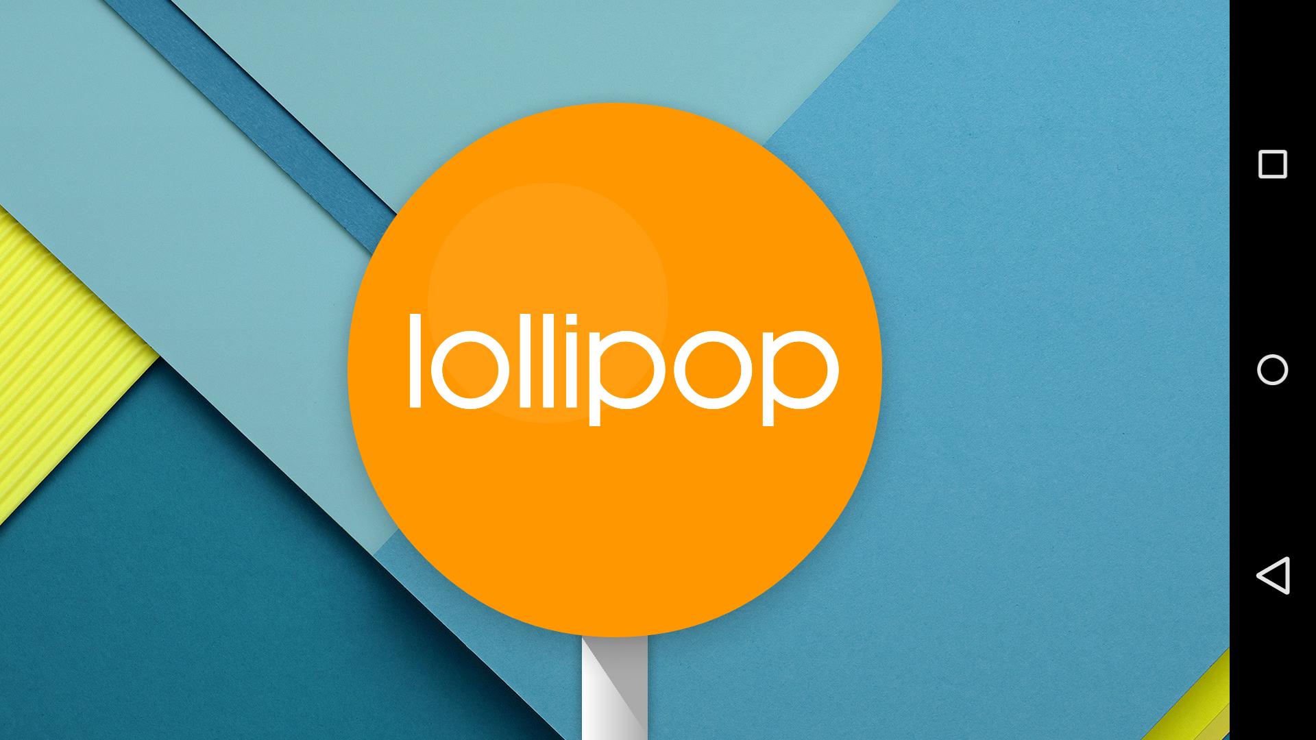 Gli sfondi di android 5 0 lollipop disponibili al download