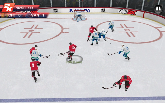 NHL 2K Android (3)