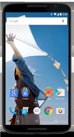 Nexus 6 ufficiale -1
