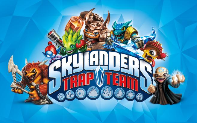 Skylanders Trap Team Play Store Header