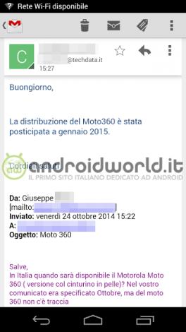 TechData Moto 360