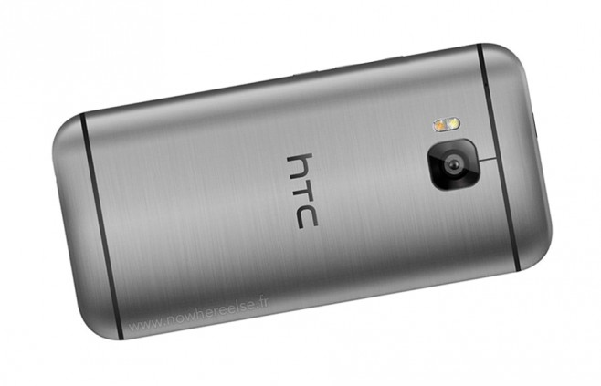 HTC One M9 Hima press render leaked