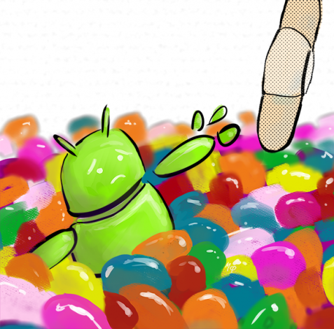 patch jelly bean