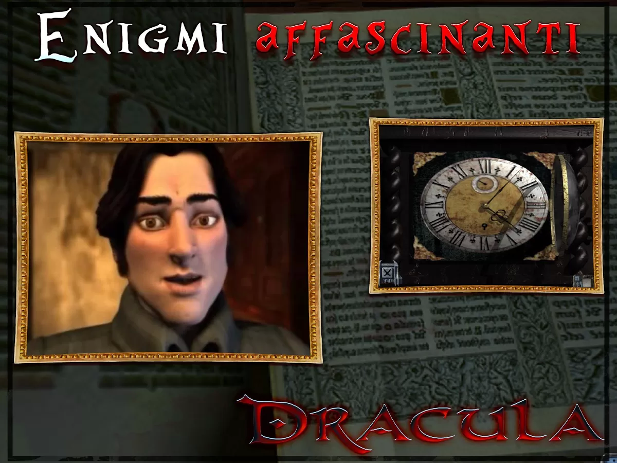 Dracula: Resurrection, l?avventura punta e clicca di Microids del