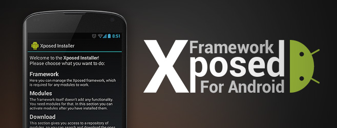 download di Xposed Installer v 2.6 APK per Android