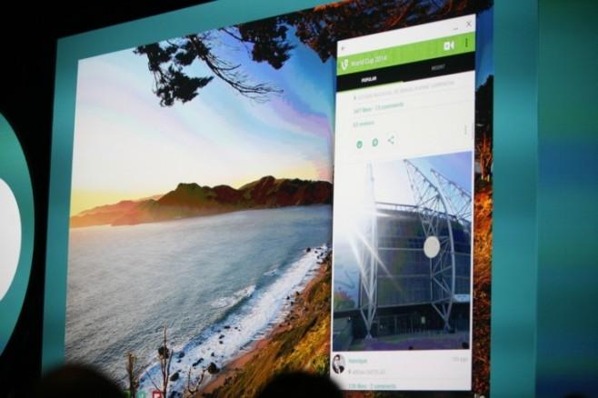 Chrome OS Android app