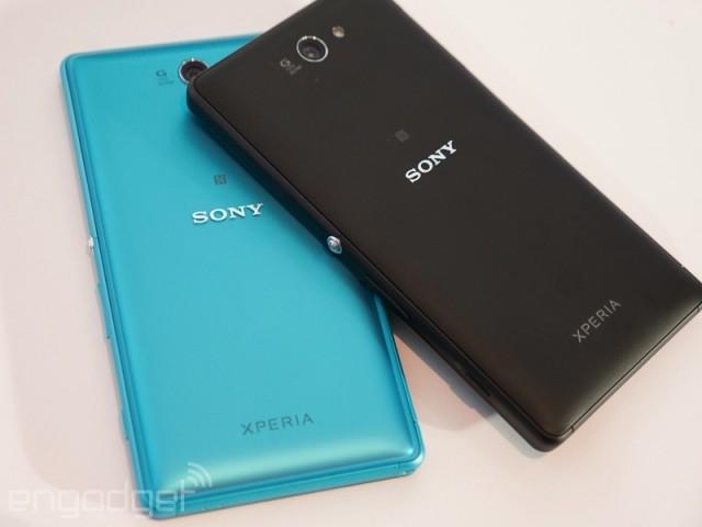 Sony Xperia Z2a 4
