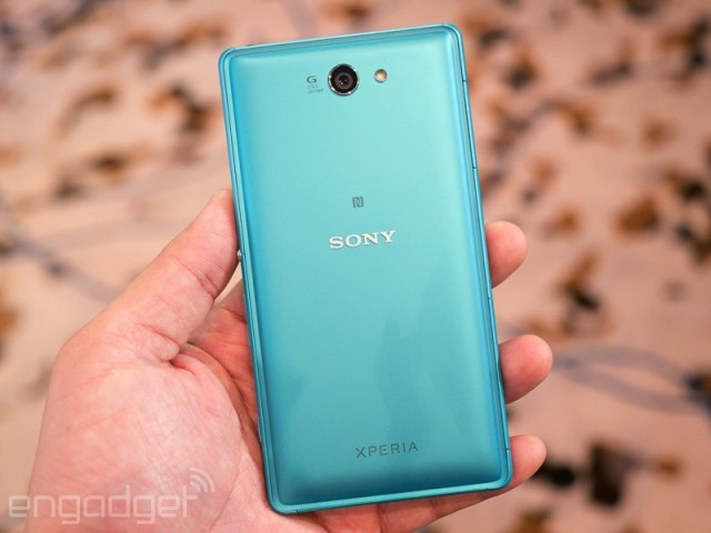Sony Xperia Z2a 7