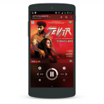 Dark Material Music Player CM12 - 2